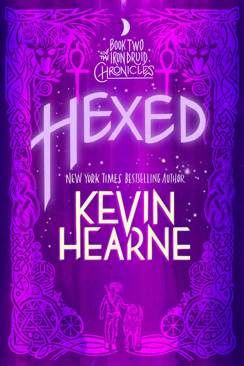 Hexed: The Iron Druid Chronicles, Book Two (The Iron Druid Chronicles #2)