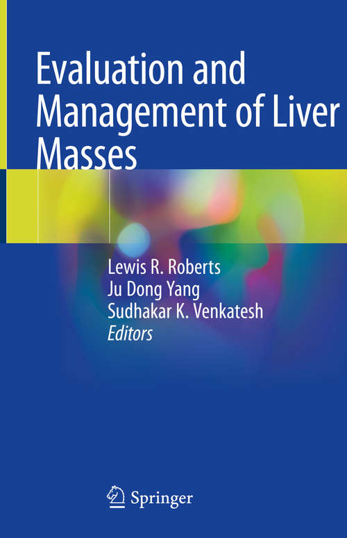 Evaluation and Management of Liver Masses