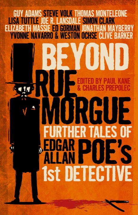 Beyond Rue Morgue Anthology