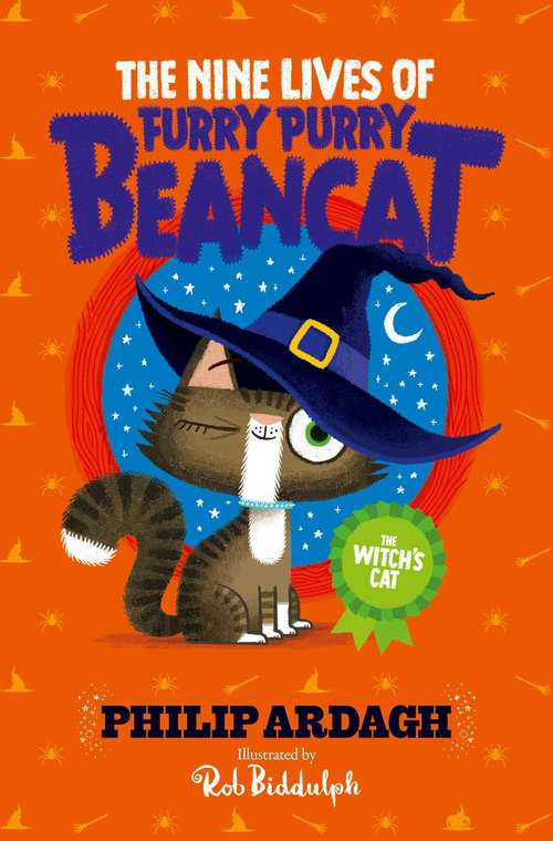 The Witch's Cat (The Nine Lives of Furry Purry Beancat #4)