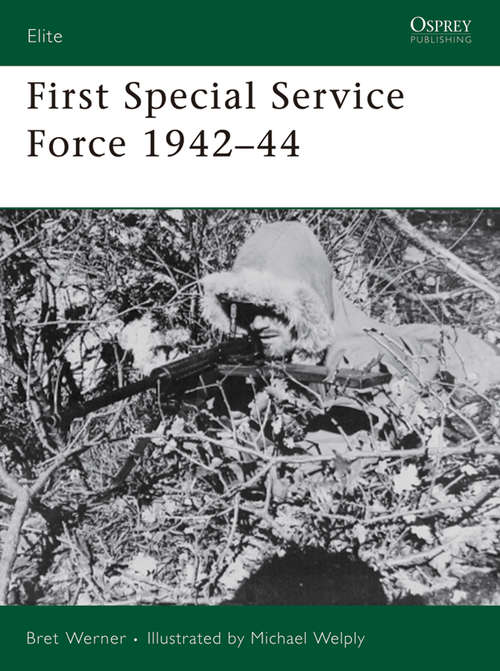 First Special Service Force 1942-44