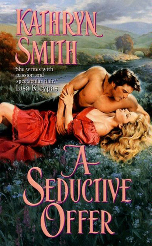 A Seductive Offer (Friends Trilogy #1)