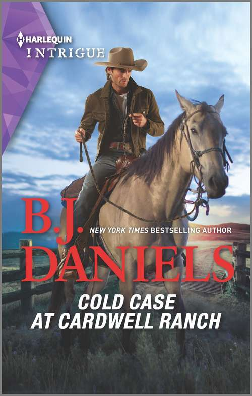 Cold Case at Cardwell Ranch (Cardwell Ranch: Montana Legacy #6)