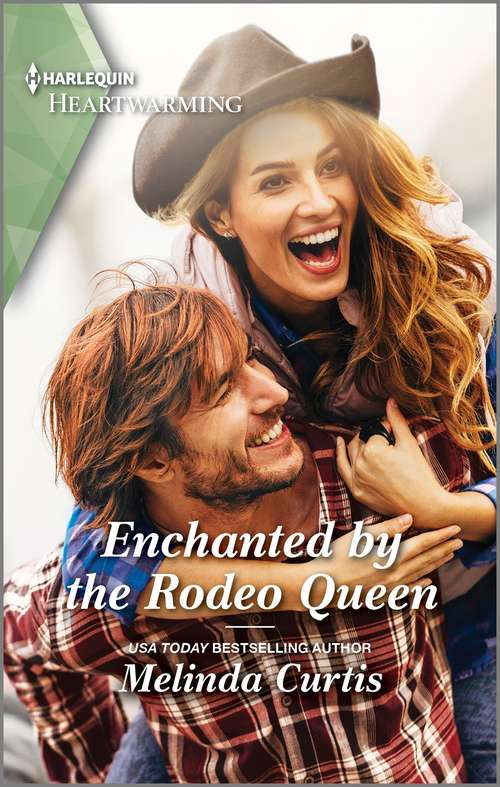 Enchanted by the Rodeo Queen: A Clean Romance (The Mountain Monroes #5)