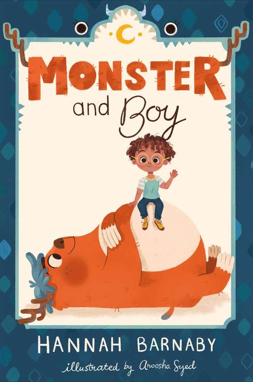 Monster and Boy (Monster and Boy #1)