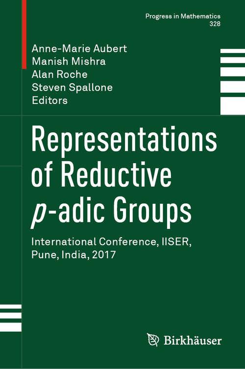 Representations of Reductive           p           -adic Groups