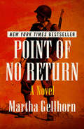 Point of No Return: A Novel