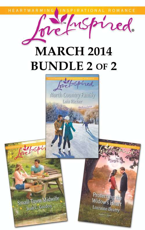Love Inspired March 2014 - Bundle 2 of 2