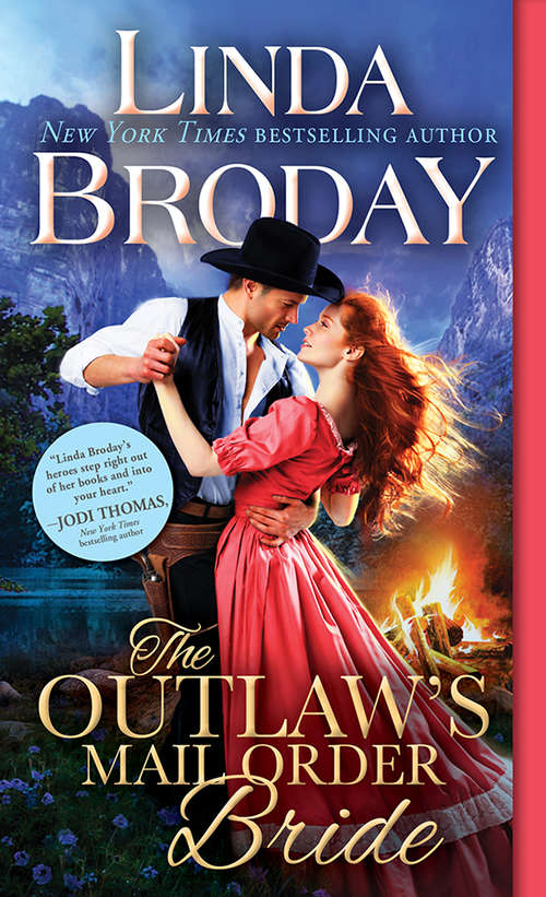 The Outlaw's Mail Order Bride (Outlaw Mail Order Brides #1)