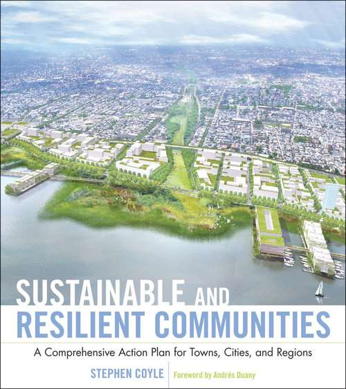 Sustainable and Resilient Communities