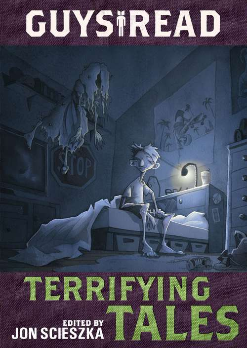 Guys Read: Terrifying Tales (Guys Read #6)
