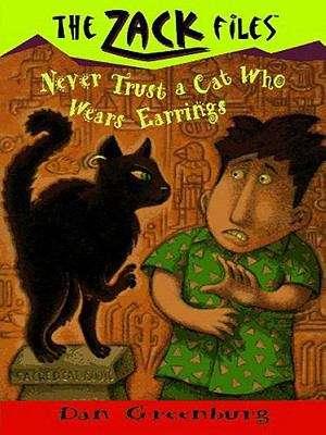 Zack Files 07: Never Trust a Cat Who Wears Earrings