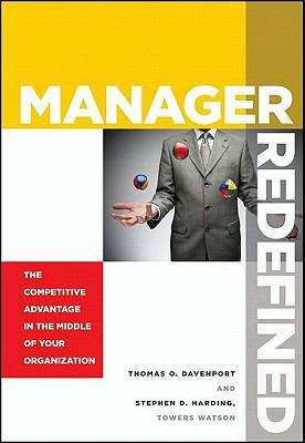 Manager Redefined