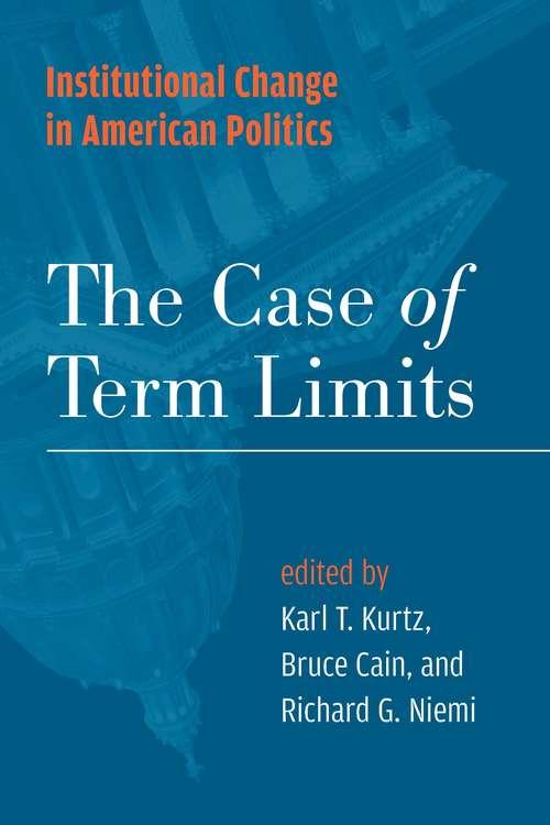Institutional Change in American Politics