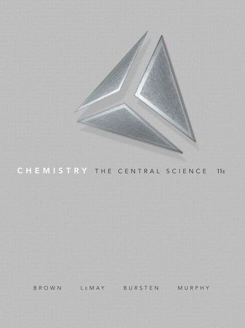 Chemistry: The Central Science (Mastering Chemistry)