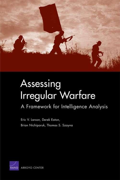 Assessing Irregular Warfare