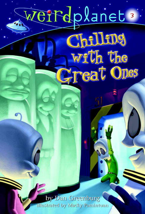 Weird Planet 3: Chilling with the Great Ones