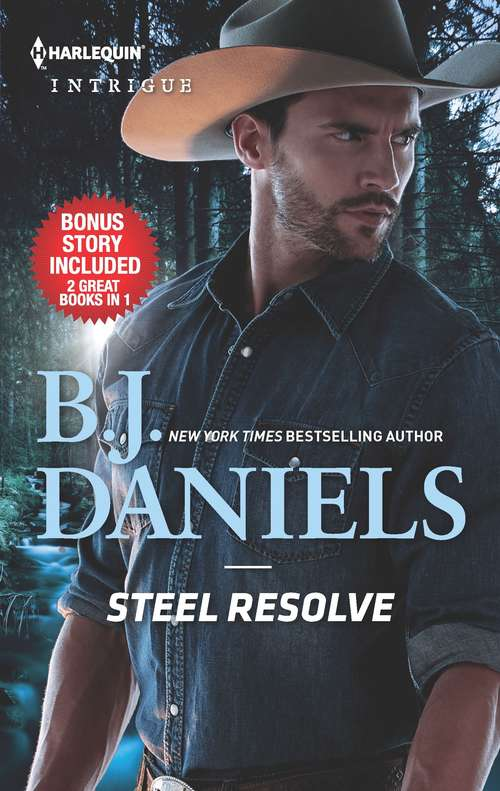 Steel Resolve & Crime Scene at Cardwell Ranch (Cardwell Ranch: Montana Legacy #1)