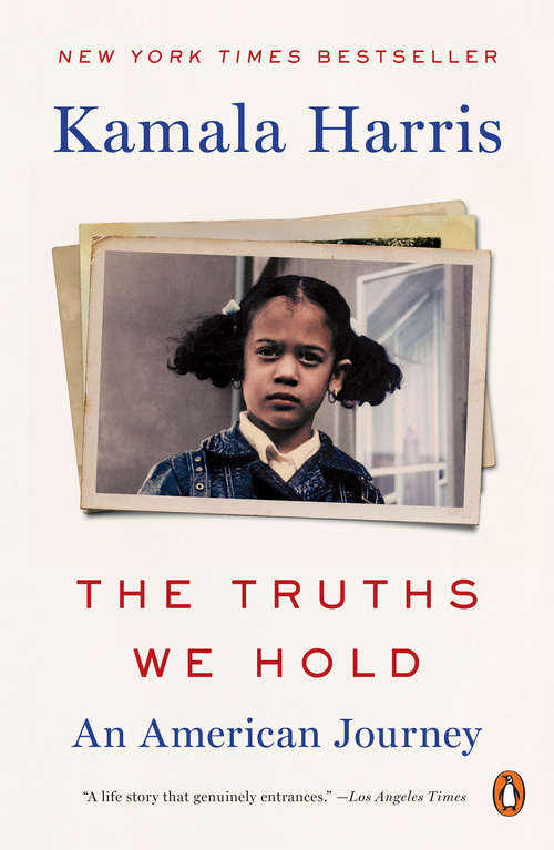 Collection sample book cover The Truths We Hold by Kamala Harris