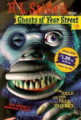 Tale of the Blue Monkey (Ghosts of Fear Street #29)