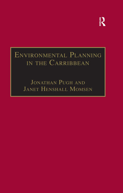 Environmental Planning in the Caribbean (Urban Planning and Environment)