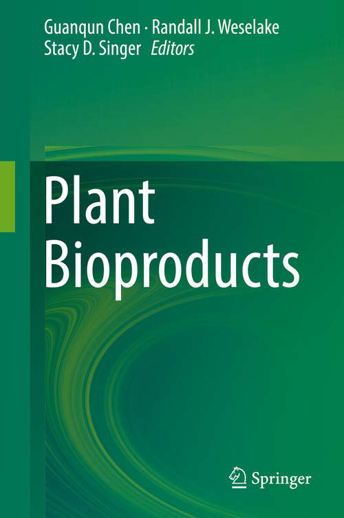 Plant Bioproducts
