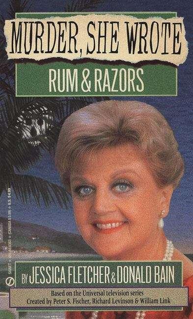 Rum and Razors: A Murder, She Wrote Mystery