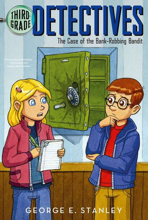 The Case of the Sweaty Bank Robber