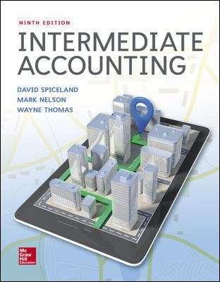 Intermediate Accounting (9th Edition)