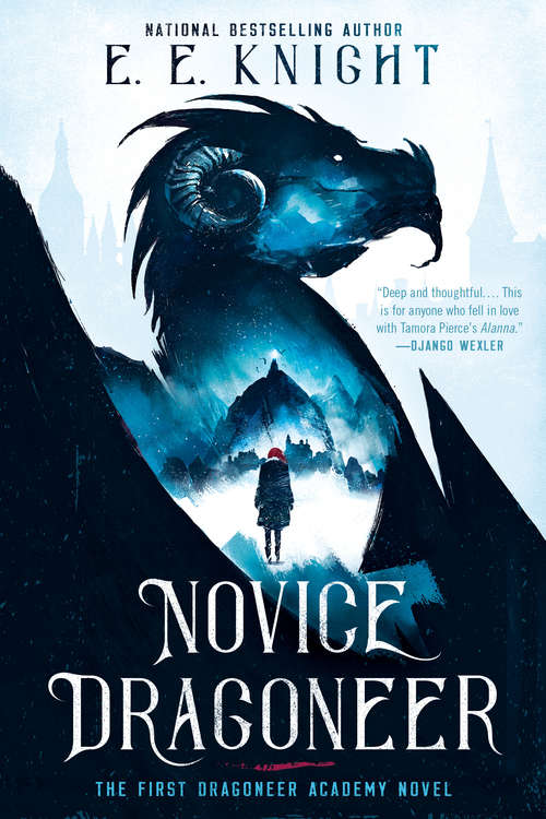 Novice Dragoneer (A Dragoneer Academy Novel #1)