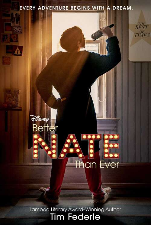 Better Nate Than Ever (Nate)