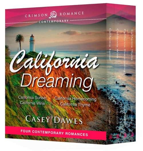 California Dreaming: Four Contemporary Romances