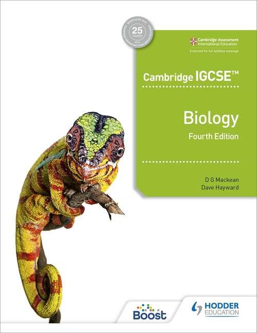 Cambridge IGCSE™ Biology 4th Edition