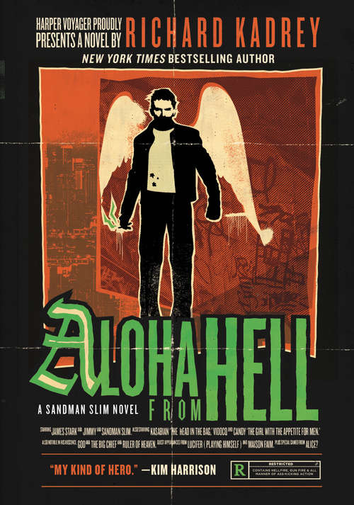 Aloha from Hell: A Sandman Slim Novel (Sandman Slim #3)