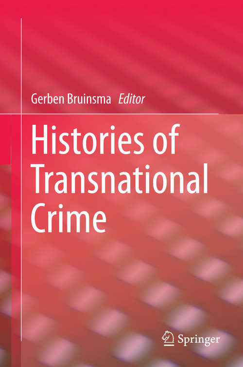 Histories of Transnational Crime