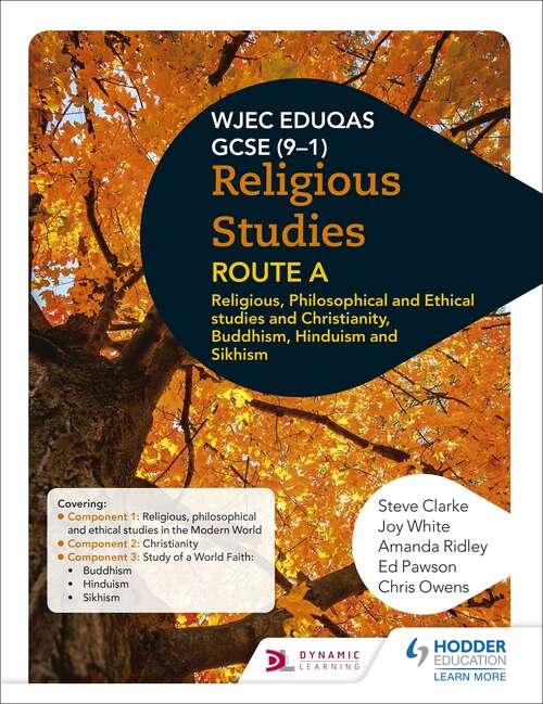 Eduqas GCSE (Wjec Religious Education Ser.)