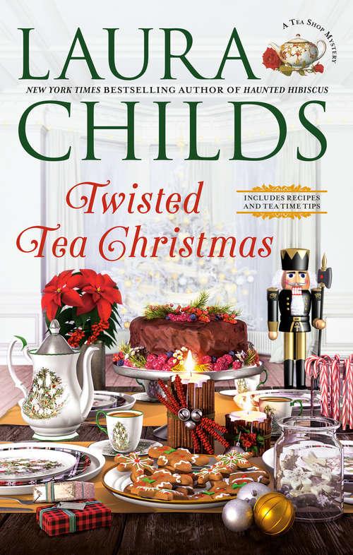 Twisted Tea Christmas (A Tea Shop Mystery #23)