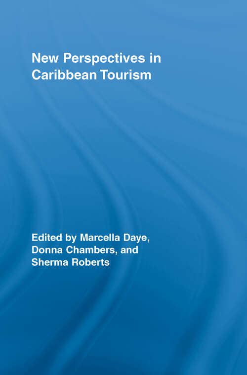 New Perspectives in Caribbean Tourism