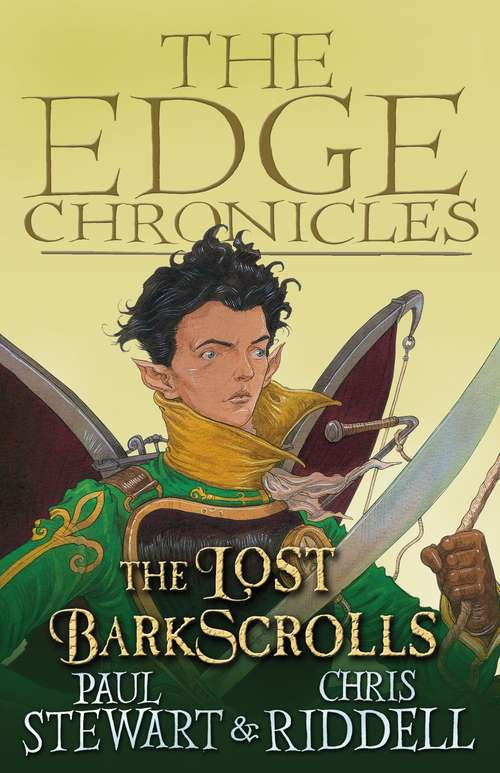 The Lost Barkscrolls (The Edge Chronicles)
