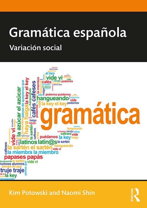 Gramática española: Variación social