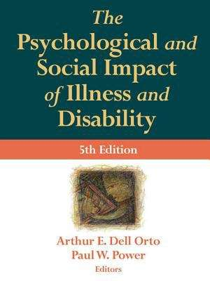 The Psychological and Social Impact of Illness and Disability (5th Edition)