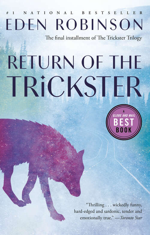 Return of the Trickster (The Trickster trilogy #3)
