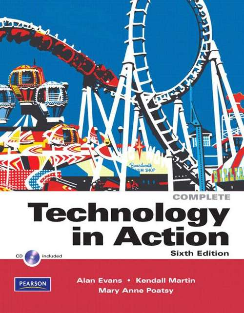 Technology in Action (6th edition)