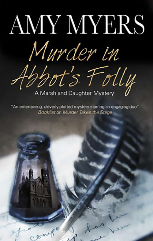 Murder in Abbot's Folly (Marsh and Daughter Mysteries #8)