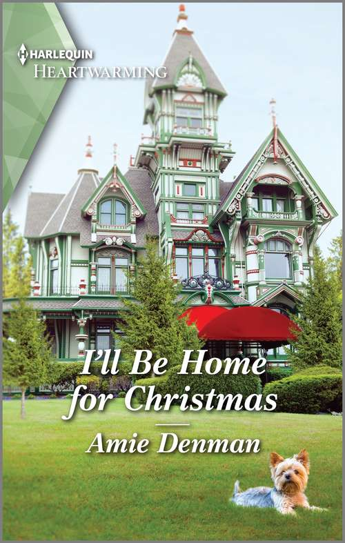 I'll Be Home for Christmas: A Clean Romance (Return to Christmas Island #1)