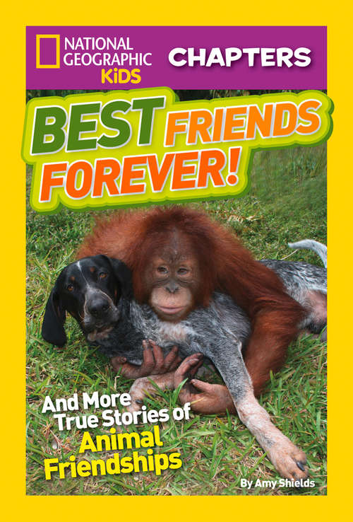 Collection sample book cover Best Friends Forever!