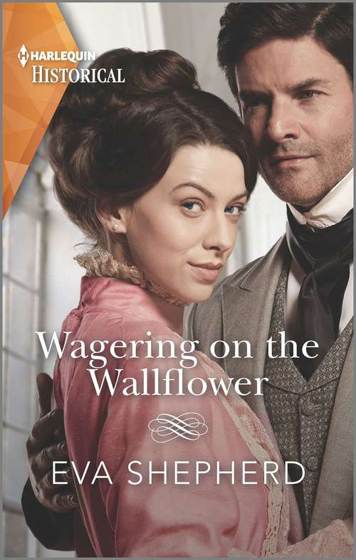 Wagering on the Wallflower (Young Victorian Ladies #1)