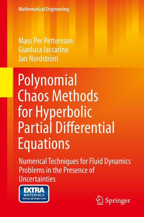 Polynomial Chaos Methods for Hyperbolic Partial Differential Equations