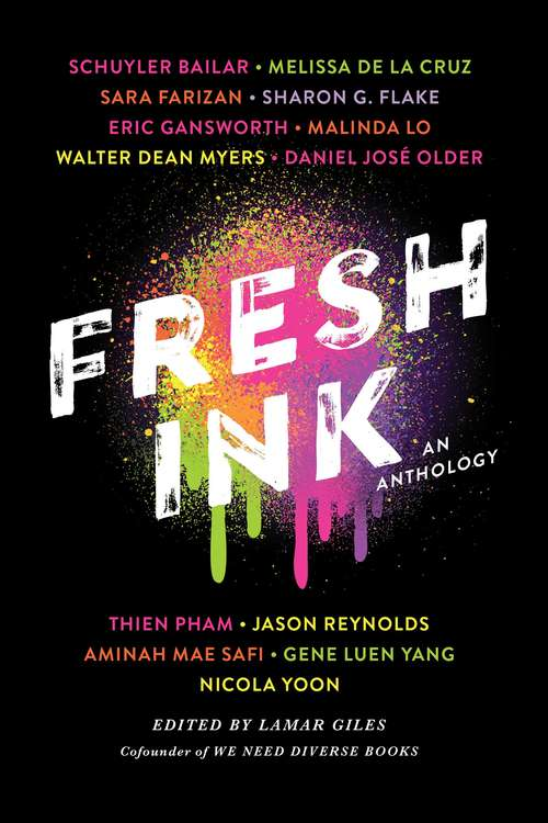 Fresh Ink: An Anthology (Chicka Chicka Book)