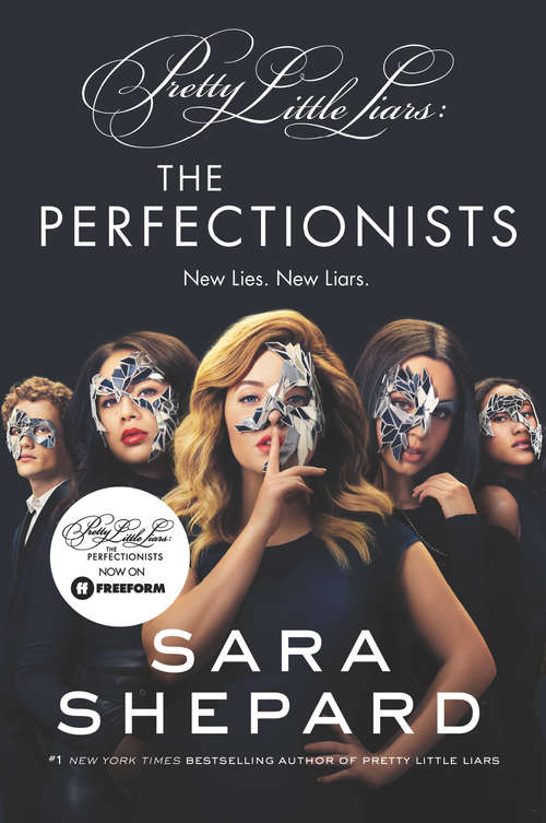 The Perfectionists (Perfectionists #1)